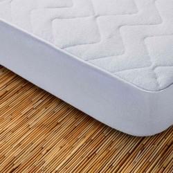Padded mattress overlay Reversible Kamasana