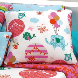 Decorative cushion GLOBE B Cañete