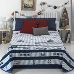 Bedspread BAHÍA Cañete