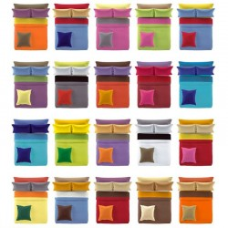 Sheet LISA 100% cotton fabric
