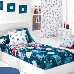 Adjustable Comforter MONSTERS Cañete