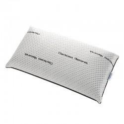 Pillow VISCOELÁSTICA CARBONO NATURAL Todocama