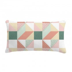 Colorful CHLOE Pillowcase