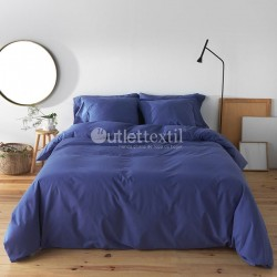 Duvet Cover Cotton Percale 200 Threads