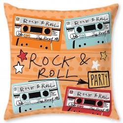 Decorative Cushion MUSIC 2 Fabrics JVR